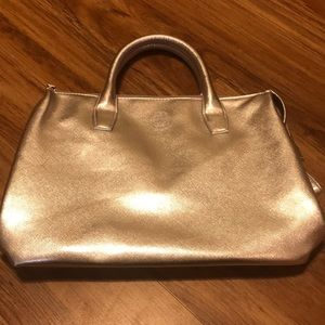 Vince Camuto Silver Bag